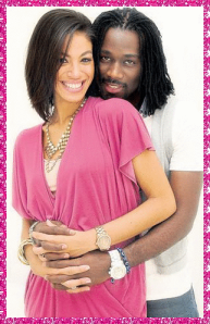 Yendi and Chino In Happier times